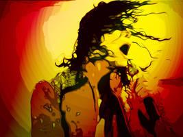 Michael Jackson fever by suicidecrew