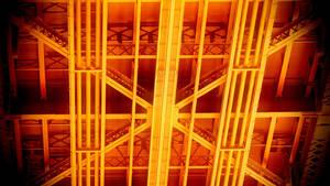Golden Struckture by suicidecrew