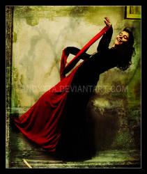Dancing Afrodita by andytta
