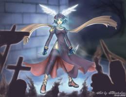 Heretic - Commission by hikari-chan