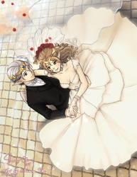 The Waltz - Commission by hikari-chan