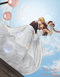 Romantic Rendezvous by hikari-chan