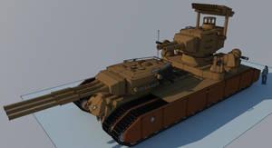 T36 Behemoth V3 by Giganaut