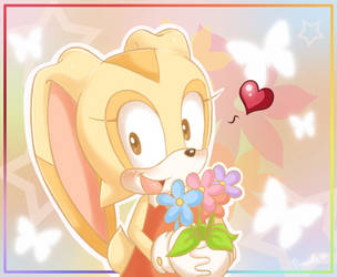 Want Some flowers by Domestic-hedgehog