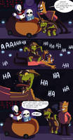 Undertale: Respect For The Dead parody by Domestic-hedgehog