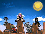 Edward Al and them! by WolfOfSummer