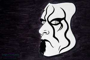 Sting - WWE + WCW Wrestler by ImportAutumn