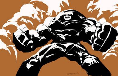 Juggernaut by johnnymorbius