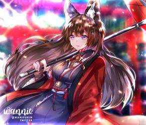 Amagi by wanipurin