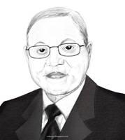 President Maumoon by mfayaz