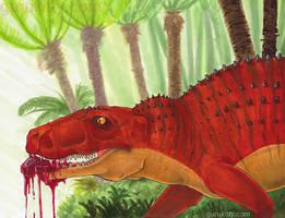 Postosuchus by Marker-Guru