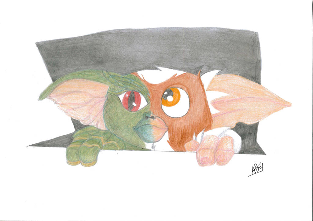 Gizmo / Gremlins Transformation by AthyBall