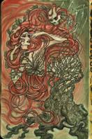 Poison Ivy by mercie