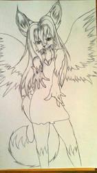 foxy angel by 22sx