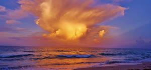 Ocean Clouds 2016 by Matthew-Beziat