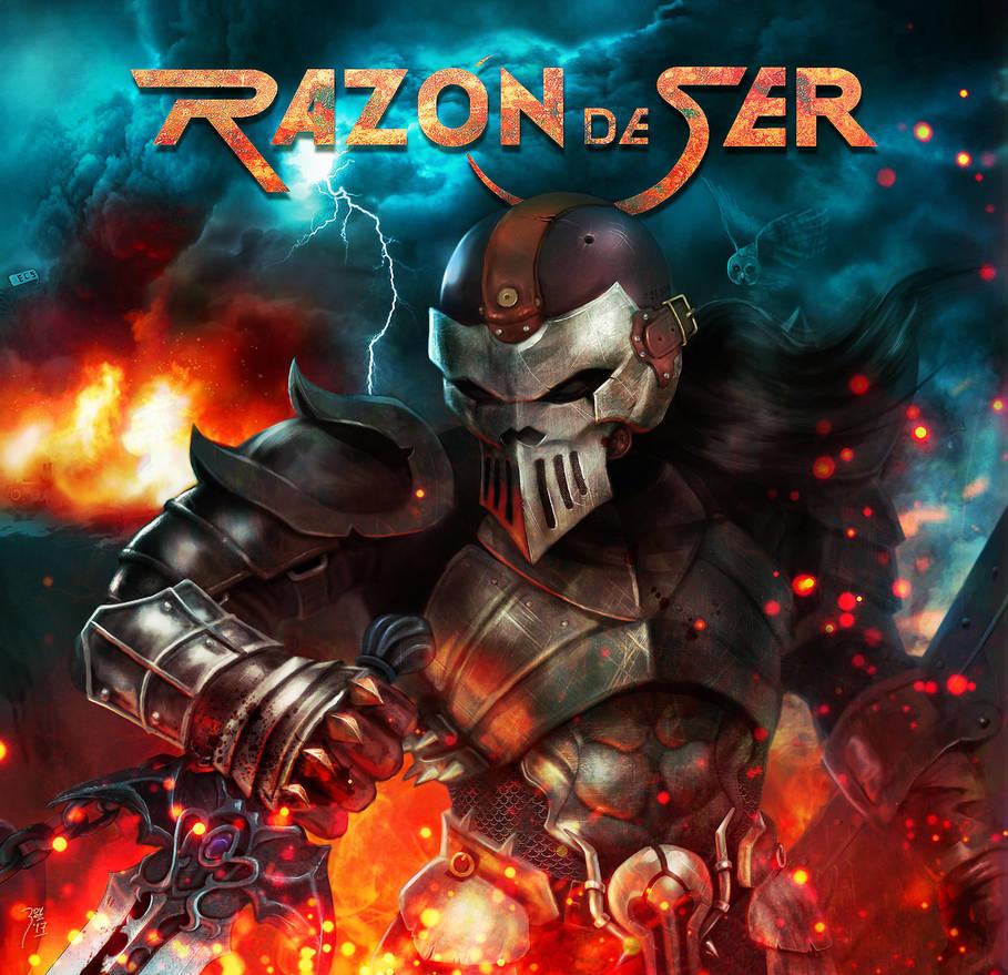 (2018) Razon De Ser - Cover art by FAB-dark