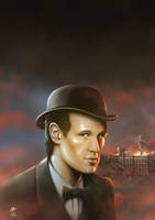 The Eleventh Doctor 2 (2014) by SteveAndrew