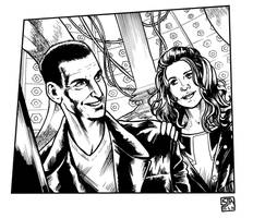 The Ninth Doctor 3 (2014) by SteveAndrew