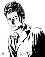 The Tenth Doctor 3 (2014) by SteveAndrew