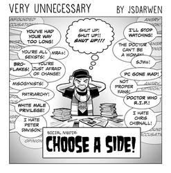 Choose A Side by SteveAndrew