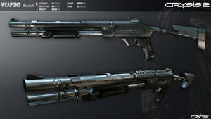 Crysis 2 Marshall Shotgun by Scarlighter