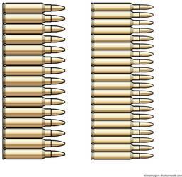 5.56x45mm NATO - 4x45mm NATO Comparison by Scarlighter