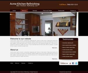 Kitchen-Refinishing- by webcreater