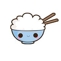 platito de arroz png by EDICIONESlulu