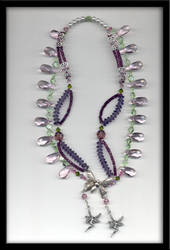 Faerie Necklace by lisemily