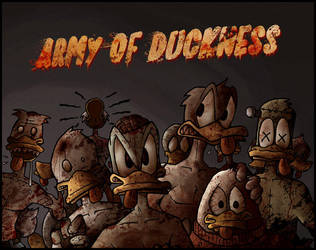 Army Of Duckness by Bluthan