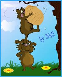 Bears by neti20