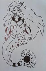 Mermaid by Simbaboy8