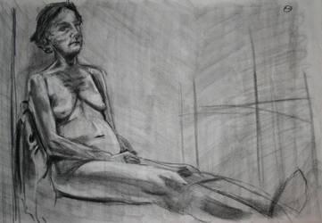 Life Drawing by emilysnake