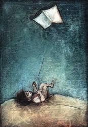 The kite by Slawekgruca