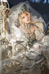 Fate/Grand Order - Nero Bride by kuro16180339