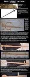 Basic Wooden Sword Tutorial by I-Artemis-I