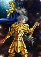 Episode G - Saga and Kanon by RXGDO