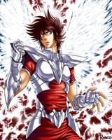 Episode G - Seiya by RXGDO
