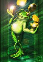 372 Frog Gift by GALEKA-EKAGO