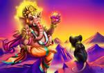 377 Ganesha by GALEKA-EKAGO