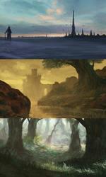 3Speeds by MiroJohannes