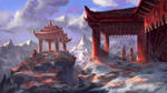 Templemountain by MiroJohannes