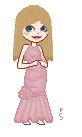 Vestido Cauda De Sereia by Cherry-Cherrise