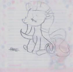 My Little Poney by Cherry-Cherrise