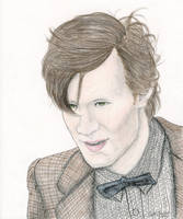 I'm the Doctor by kalizin