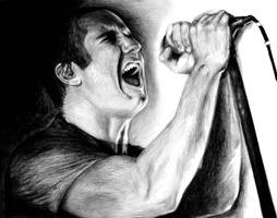 Trent Reznor by NelyanaPhonexia