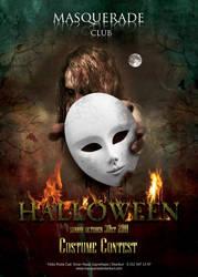 Masquerade Club Halloween by hierapolis77