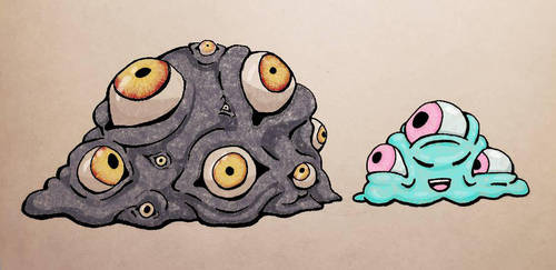 Blobs by LilKity828