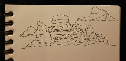 Landscape Practice by LilKity828