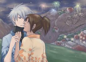 Tanabata - KakaIru by Ruthea